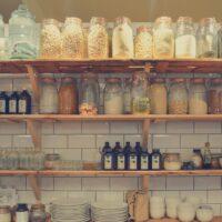 shelf- Pexels, Pixabay