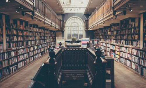 library- Foundry Co, Pixabay